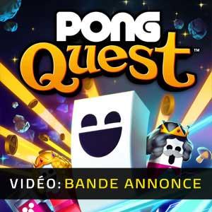 PONG Quest Bande-annonce vidéo