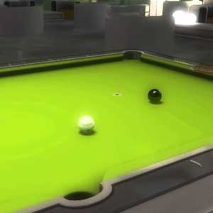 Table de billard dans Pool Nation