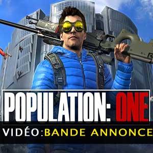 Population One Bande-annonce Vidéo