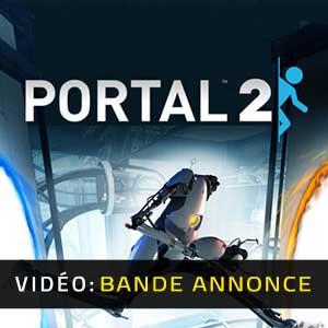 Portal 2 Bande-annonce vidéo