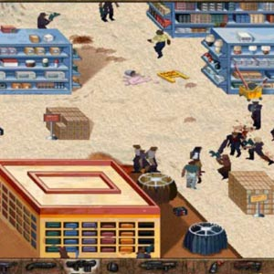 Postal Niveau Supermarché