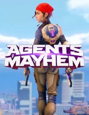 Nouvelle bande-annonce d'Agents of Mayhem : Faites connaissance avec Gremlin et Ariadne