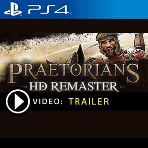 Praetorians HD Remaster PS4 Prices Digital or Box Edition