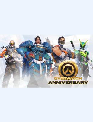 Fêtons le premier anniversaire d'Overwatch !
