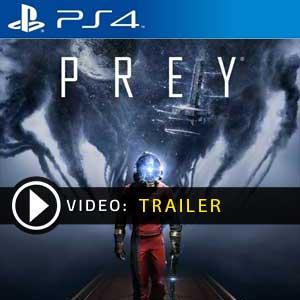Prey 2017 PS4 en boîte ou à télécharger