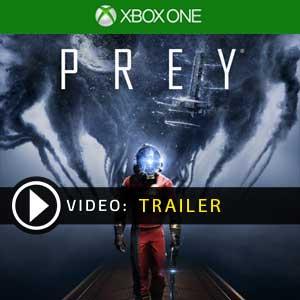 Prey 2017 Xbox One en boîte ou à télécharger