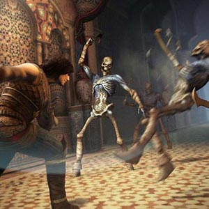 Prince of Persia The Forgotten Sands Bataille