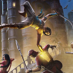 Prince of Persia The Sands of Time Remake Attaque