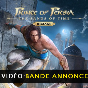 Prince of Persia The Sands of Time Remake Vidéo de la bande annonce