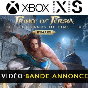 Prince of Persia The Sands of Time Remake Vidéo de la bande annonce