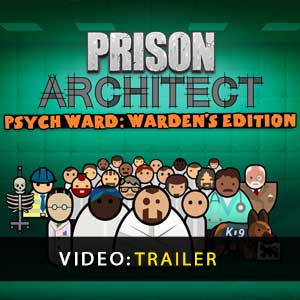 Prison Architect Psych Ward Warden's Edition
