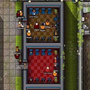 Prison Architect Second Chances Résolution Des Conflits