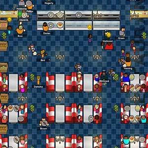 Prison Architect Second Chances Restaurant