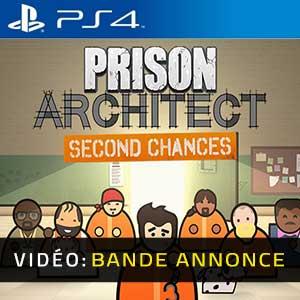 Prison Architect Second Chances PS4 Bande-annonce Vidéo