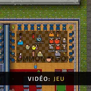 Prison Architect Second Chances Vidéo De Gameplay