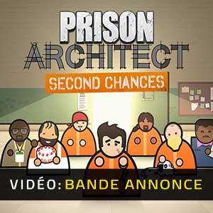 Prison Architect Second Chances Bande-annonce Vidéo