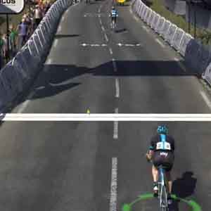 Pro Cycling Manager 2014 Gameplay