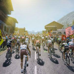 Pro Cycling Manager 2017 Graphiques haute définition