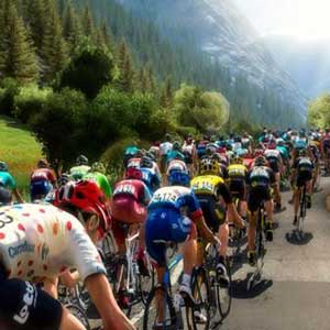 Mode Pro Cycliste