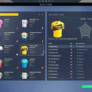 Pro Cycling Manager 2021 Sélection De L