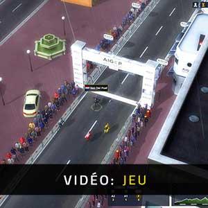 Pro Cycling Manager 2021 Vidéo De Gameplay