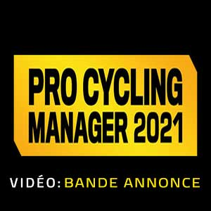 Pro Cycling Manager 2021 Bande-annonce Vidéo