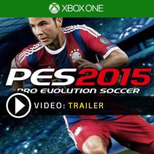 Pro Evolution Soccer 2015 Xbox One en boîte ou à télécharger