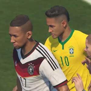 Pro Evolution Soccer 2016 Joueurs