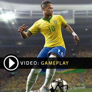 Pro Evolution Soccer 2016 Gameplay Video
