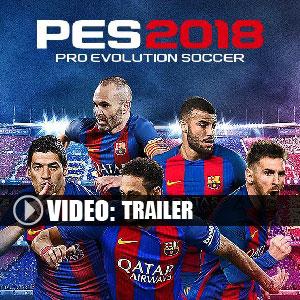 Acheter Pro Evolution Soccer 2018 Clé Cd Comparateur Prix