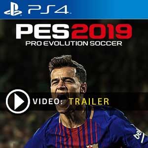 Acheter Pro Evolution Soccer 2019 PS4 Comparateur Prix