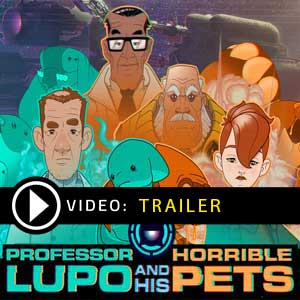 Buy Professor Lupo and his Horrible Pets CD Key Compare Prices