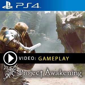 Project Awakening PS4 en boîte ou à télécharger