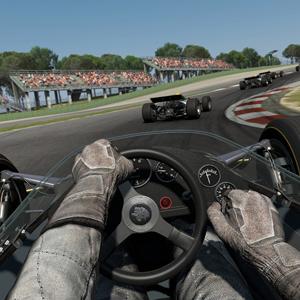Project Cars PS4 vue première personne