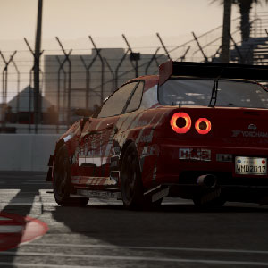 Project Cars 2 - GTR R34 Skyline GT3
