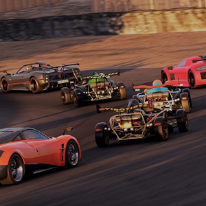 Project Cars PS4 Circuit