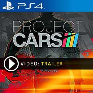 Project Cars PS4 en boîte ou à télécharger