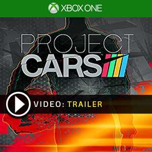 Project Cars Xbox One en boîte ou à télécharger