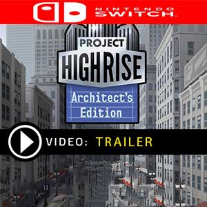 Acheter Project Highrise Architects Edition Nintendo Switch comparateur prix