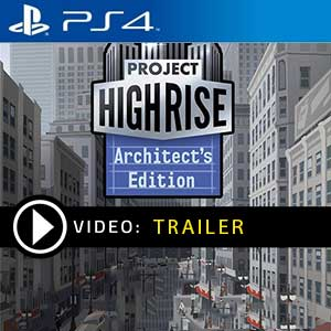 Acheter Project Highrise Architects Edition PS4 Comparateur Prix