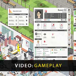 Project Hospital Vidéo de gameplay
