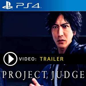 Project Judge PS4 en boîte ou à télécharger