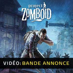 Project Zomboid Bande-annonce vidéo