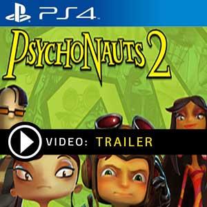 Psychonauts 2 PS4 en boîte ou à télécharger