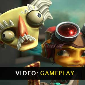 Psychonauts 2 Gameplay Video