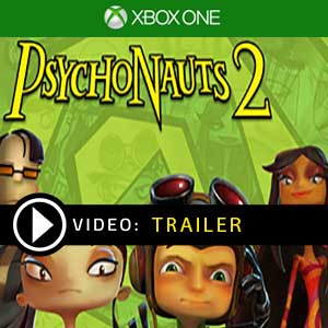 Psychonauts 2 Xbox One en boîte ou à télécharger