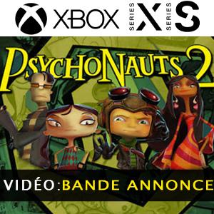 Psychonauts 2 Vidéo de la bande annonce