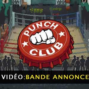 Punch Club Bande-annonce Vidéo