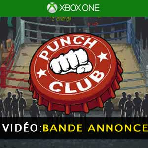 Punch Club Xbox One Bande-annonce Vidéo