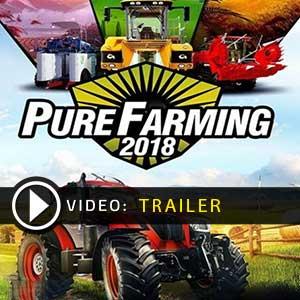 Acheter Pure Farming 2018 Clé Cd Comparateur Prix